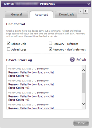 Troubleshooting BSN Connectivity Issues – BrightSign Support